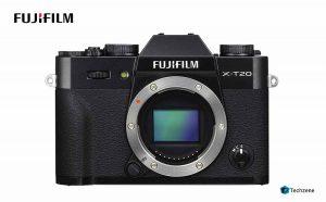 Fujifilm X Series X-T20 Mirrorless Digital Camera
