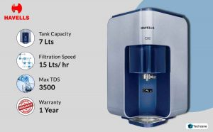 Havells Max Alkaline 7-Liter Water Purifier