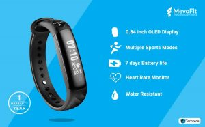 MevoFit Fitness Band1