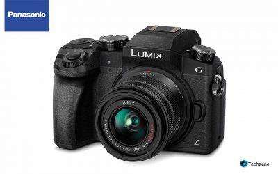 Panasonic Lumix DMC-G7KGW-K 4K Mirrorless Camera