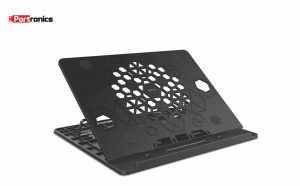 Portronics POR-230 My Buddy Hexa Portable Laptop Stand