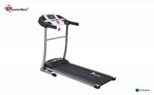 Powermax Fitness TDM-98 Foldable Motorized Treadmill