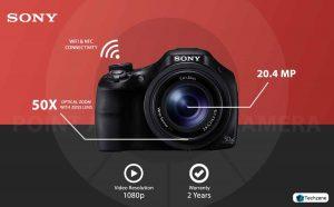 Sony Cybershot DSC-HX400V 20.4MP Digital Camera