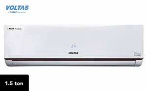 Voltas 183VCZJ 1.5 Ton 3 Star Inverter Split AC