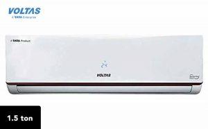 Voltas 183VCZJ 1.5 Ton 3 Star Inverter Split AC