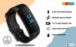 GOQii VITAL 2.0 Fitness Band1