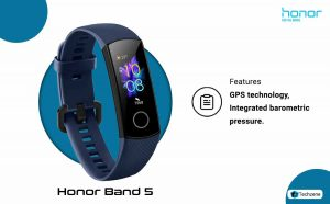 Honor 5 Fitness Band