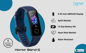 Honor 5 Fitness Band1