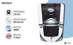 Nexqua Dew Alkaline Water Purifier