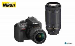 Nikon D3400 Digital Camera Kit