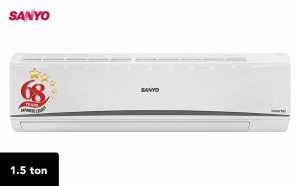 Sanyo SI/SO-15T5SCIA 1.5 Ton 5 Star Inverter Split AC