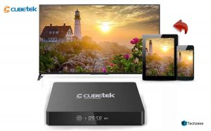 Cubetek Android Smart TV Box