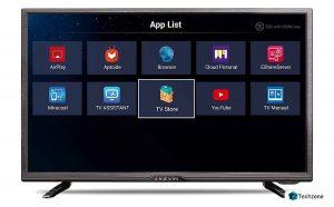 Kevin 80 cm (32 Inches) HD Ready LED Smart TV K32CV338H