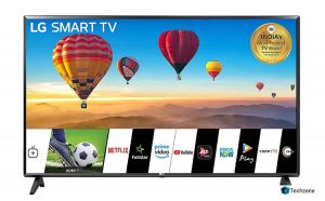 LG 80 cms (32inches) LED Smart TV 32LM560BPTC