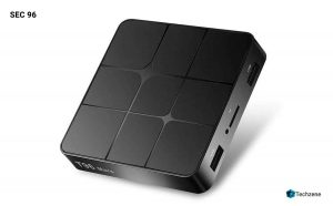 SEC Android Smart TV Box