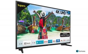 Samsung 108 cm (43 Inches) Super 6 Series 4K UHD LED Smart TV