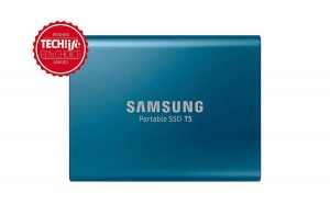 Samsung T5 Portable SSD - 500GB - USB 3.1 External Solid State Drive