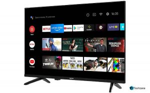 Sanyo 80 cm (32inches) Kaizen Series HD Ready Smart Certified Android IPS LED TV