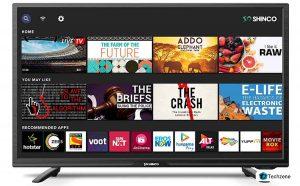 Shinco 80 cm (32inches) HD Ready Smart LED TV SO328AS