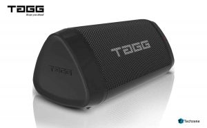 TAGG Sonic Angle 1 Portable Bluetooth Speaker with Microphone