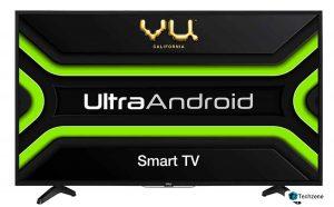Vu 80 cm (32inches) UltraAndroid LED TV 32GA