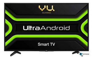 Vu 80 cm (32inches) UltraAndroid LED TV 32GA