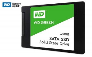 Western Digital Internal Solid State Drive