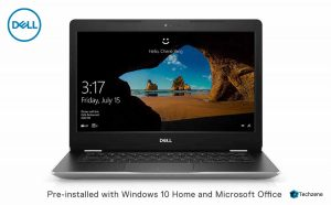 Dell Inspiron 3480 14-inch Thin & Light Laptop