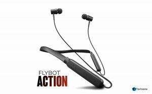 Flybot Action Bluetooth Neckband Earphones