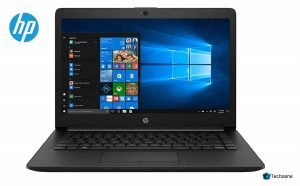 HP 14 Pentium Gold 14-inch Thin and Light Laptop