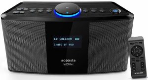 ACOOSTA UNO - Wireless Bluetooth Speaker with Karaoke