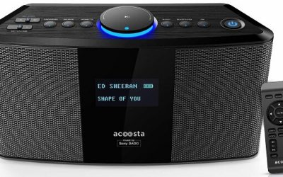ACOOSTA UNO - Wireless Bluetooth Speaker with Karaoke