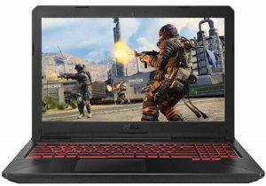 ASUS TUF Gaming FX504 15.6-inch FHD Laptop