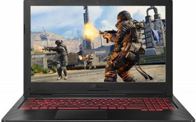 ASUS TUF Gaming FX504 15.6-inch FHD Laptop
