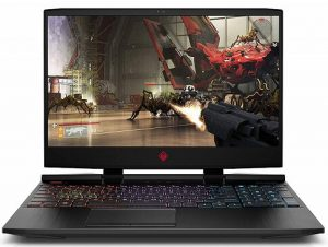 HP Omen Core i5 9th Gen 15.6-inch FHD Gaming Laptop