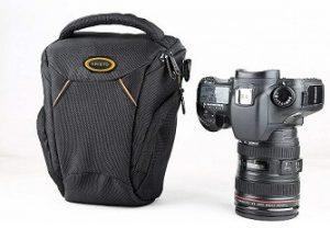Krisyo Anti Shock Waterproof Breathable Sling Backpack for DSLR Cameras