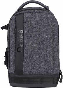 Osaka Pro Series Waterproof DSLR Backpack Camera Bag