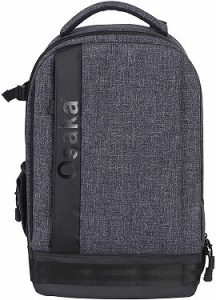 Osaka Pro Series Waterproof DSLR Backpack Camera Bag