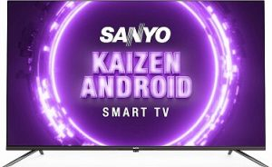 Sanyo 108 cm (43 inches) 4K Smart LED TV