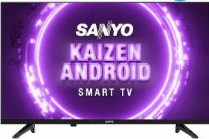 Sanyo 32 inches LED Smart TV