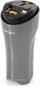 Targus APV018AP 200W AC Automotive Power Inverter