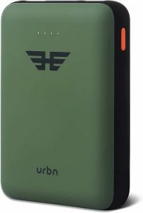 URBN 10000 mAh Li-Polymer Heroes Power Bank