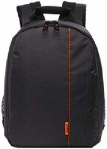 Generic Universal Lightweight DSLR Camera Lens Backpack Bag