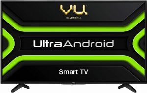 Vu 32 inches Smart LED TV