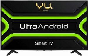 Vu 32 inches Smart LED TV