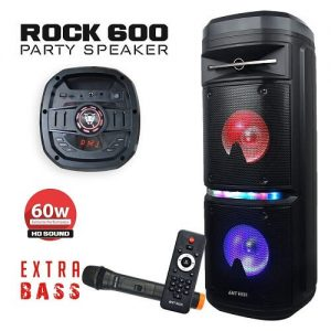 Ant Audio Rock 600 Party Entertainment Speaker