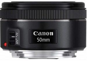 Canon EF50MM lens