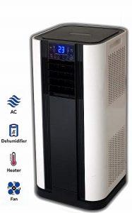 Eurgeen Portable 4 in 1 AC