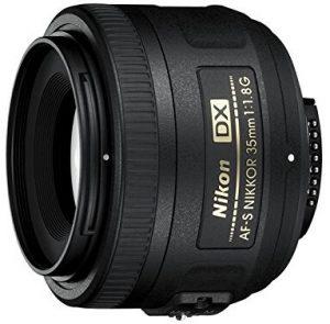 Nikon AF-S DX Nikkor lenses