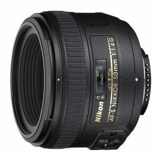 Nikon AF-S Nikkor lens